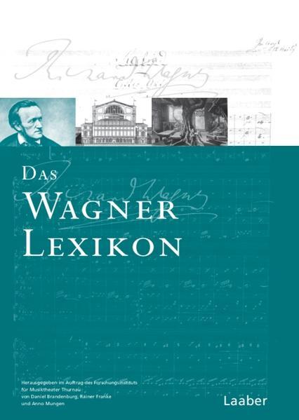Das Wagner-Lexikon - Coverbild