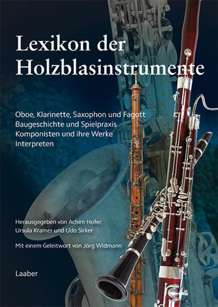 Lexikon der Holzblasinstrumente - Coverbild
