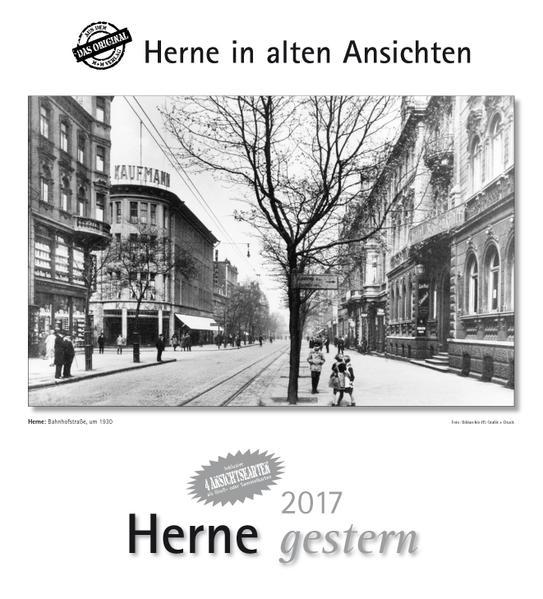 Herne gestern 2017 - Coverbild