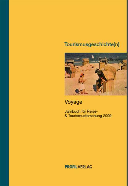 Tourismusgeschichte(n) - Coverbild