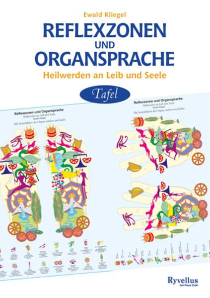Reflexzonen und Organsprache - Coverbild