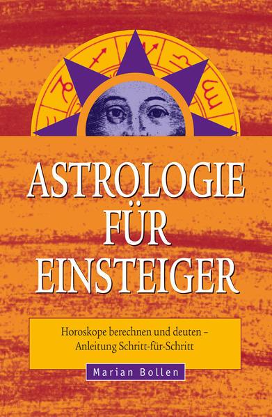 Astrologie für Einsteiger - Coverbild