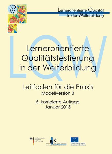 Lernerorientierte Qualitätstestierung in der Weiterbildung - Coverbild