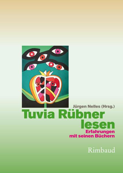 Tuvia Rübner lesen - Coverbild