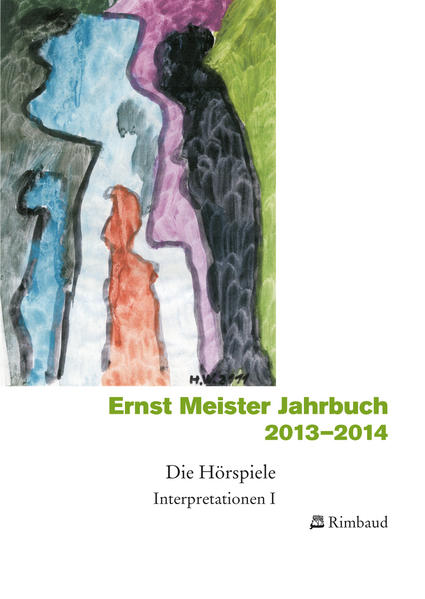 Ernst Meister Gesellschaft / Jahrbuch 15. 2013/2014 - Coverbild