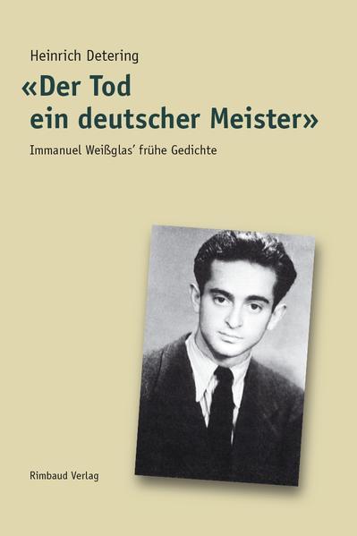 'Der Tod ein deutscher Meister' - Coverbild