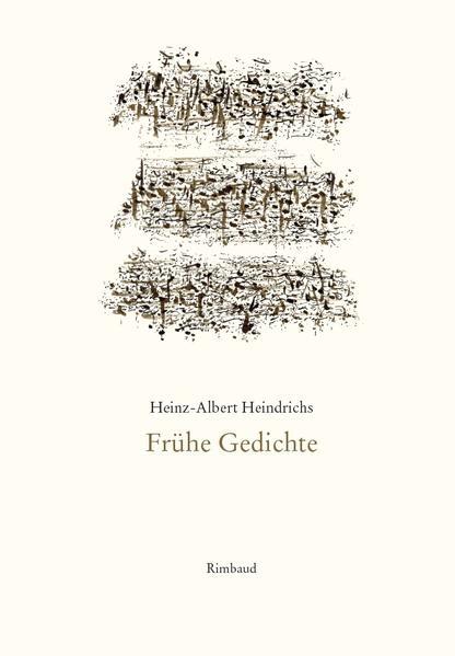 Gesammelte Gedichte / Frühe Gedichte - Coverbild