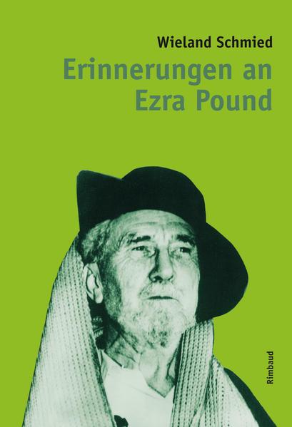 Erinnerungen an Ezra Pound - Coverbild