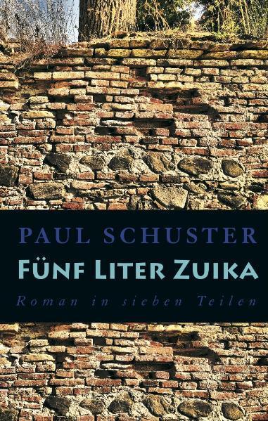 Fünf Liter Zuika - Coverbild