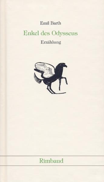 Gesammelte Werke / Enkel des Odysseus - Coverbild