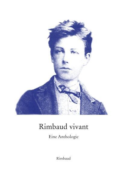 Rimbaud vivant - Coverbild