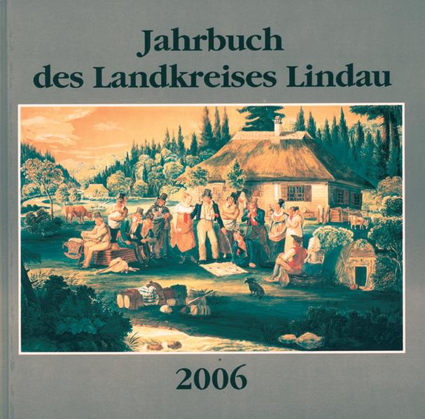 Jahrbuch des Landkreises Lindau 2006 - Coverbild