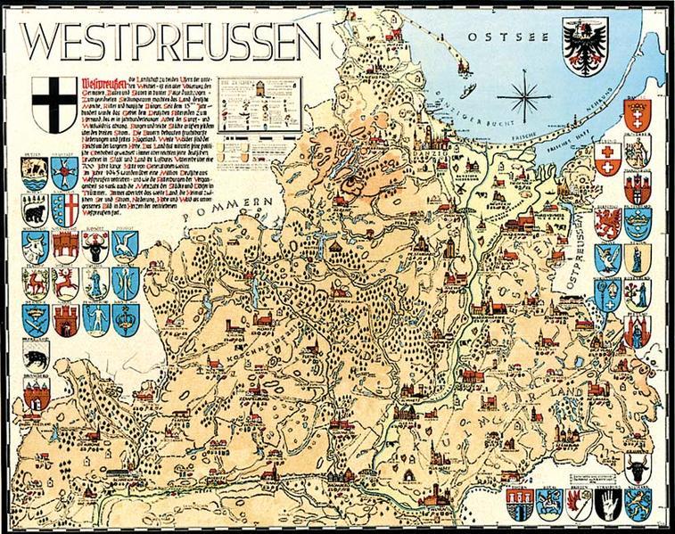 Westpreußen 1954 - Coverbild