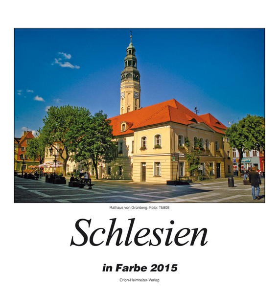 Schlesien 2015 - Coverbild