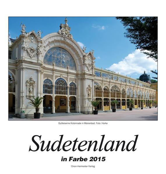 Sudetenland 2015 - Coverbild