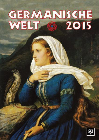 Germanische Welt 2015 - Coverbild