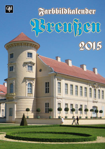 Preußen 2015 - Coverbild