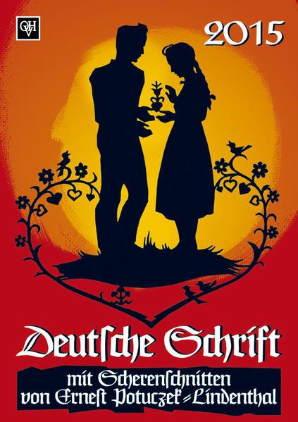 Deutsche Schrift 2015 - Coverbild
