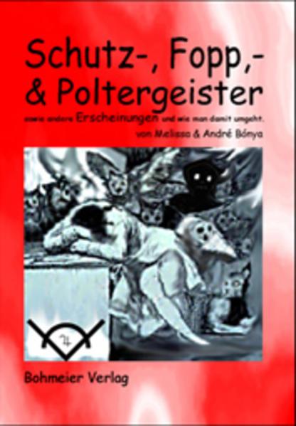 Schutz-, Fopp- & Poltergeister - Coverbild