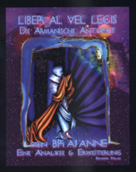 Liber Al - Die Armanische Antwort - Coverbild