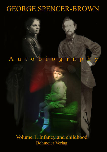 Autobiography of Spencer-Brown - Coverbild