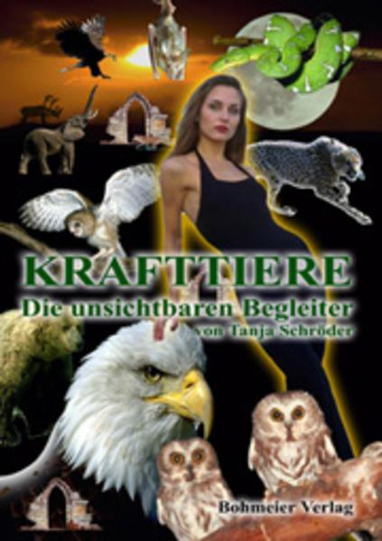 Krafttiere - Die unsichtbaren Begleiter - Coverbild