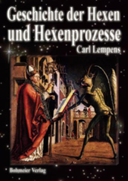 Geschichte der Hexen und Hexenprozesse - Coverbild