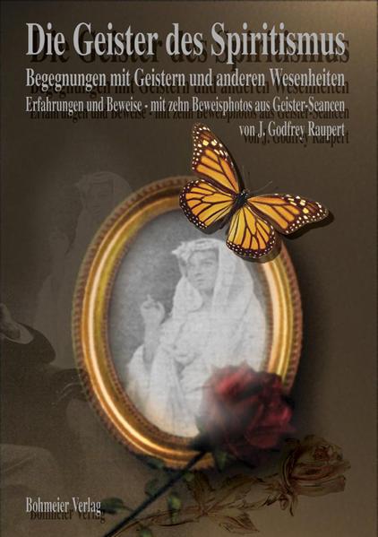 Die Geister des Spiritismus - Coverbild