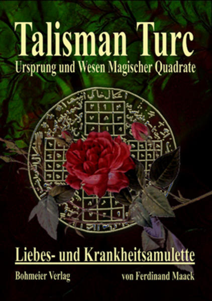 Liebes- und Krankheitsamulette - Talisman Turc - Coverbild
