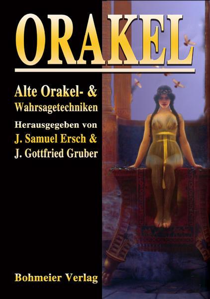 Orakel - Alte Orakel- und Wahrsagetechniken - Coverbild