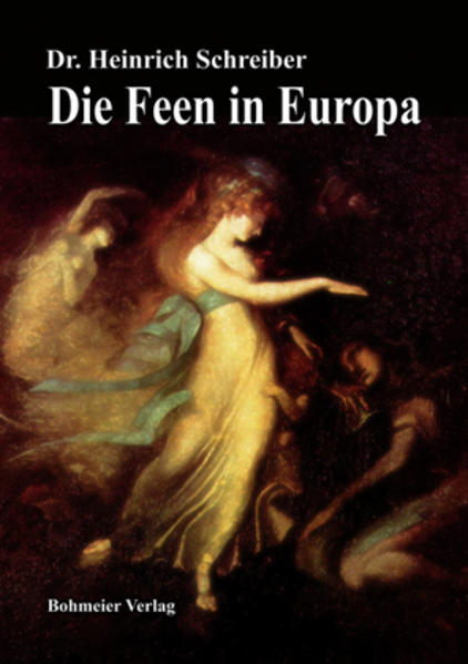 Die Feen in Europa - Coverbild