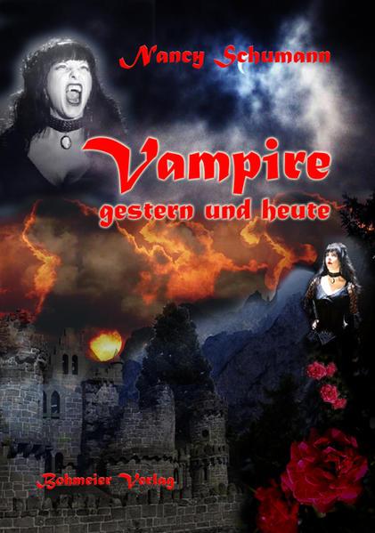 Vampire - gestern und heute - Coverbild