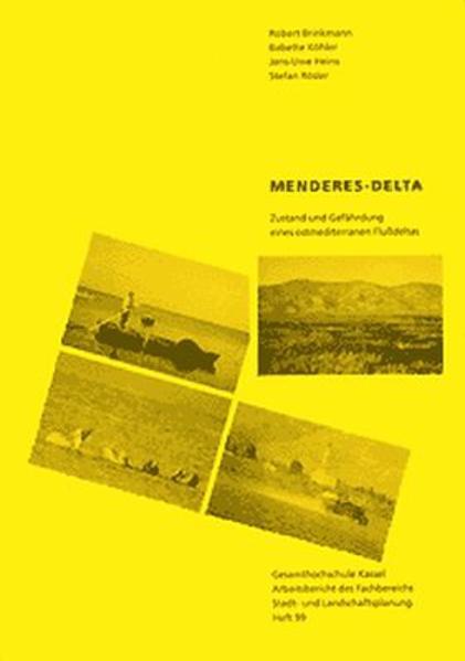 Menderes Delta - Coverbild