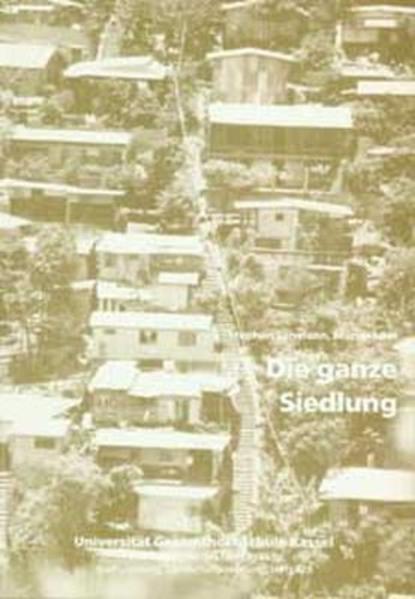 Die ganze Siedlung - Coverbild