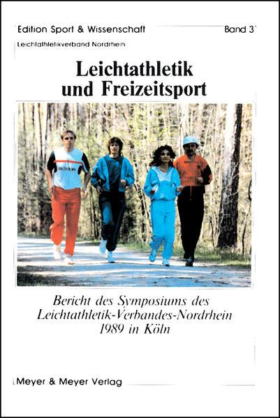 Leichtathletik und Freizeitsport - Coverbild