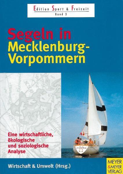 Segeln in Mecklenburg-Vorpommern - Coverbild