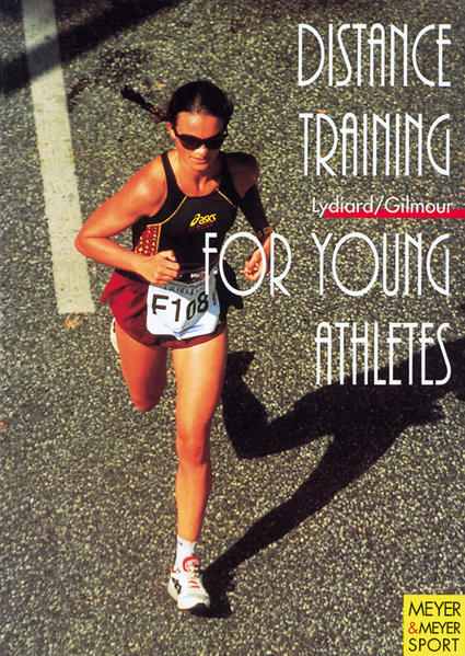 Distance Training for Young Athletes - Coverbild