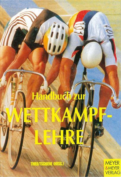 Handbuch zur Wettkampflehre - Coverbild