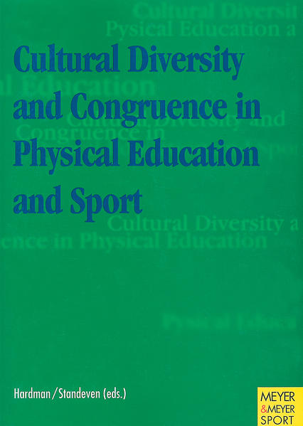 Cultural Diversity and Congruence in Physical Education and Sport - Coverbild