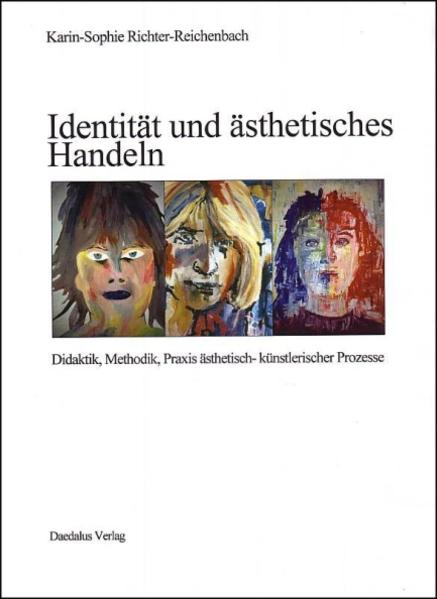 Identität und ästhetisches Handeln - Coverbild