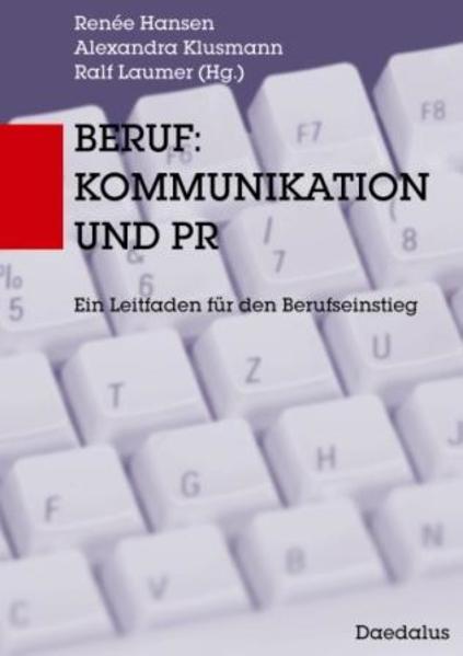 Beruf: Kommunikation und PR - Coverbild