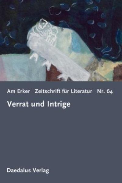 Am Erker. Zeitschrift für Literatur - Coverbild