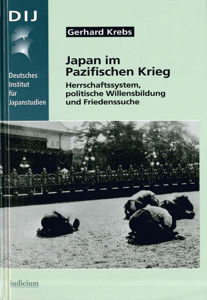 Japan im Pazifischen Krieg - Coverbild