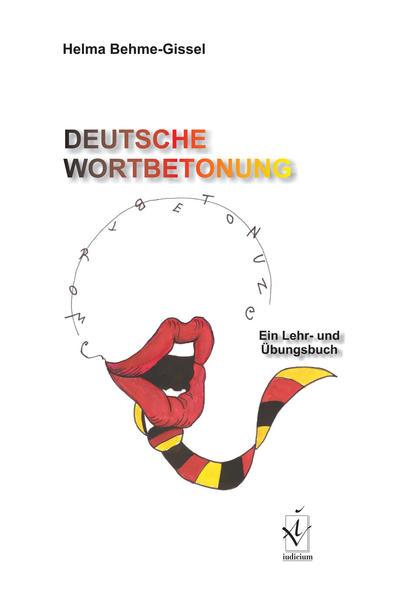 Deutsche Wortbetonung. Begleitmaterial auf CD - Coverbild