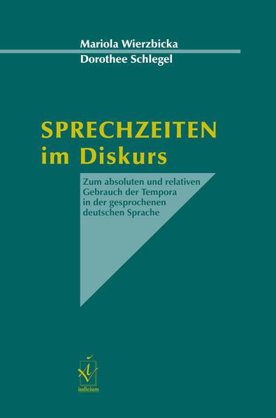 Sprechzeiten im Diskurs - Coverbild