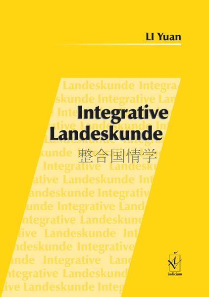 Integrative Landeskunde - Coverbild