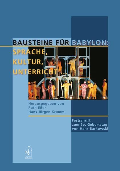 Bausteine für Babylon: Sprache, Kultur, Unterricht - Coverbild