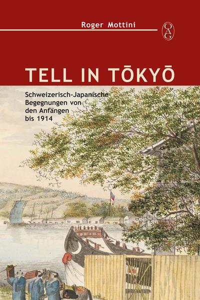 Tell in Tokyo - Coverbild