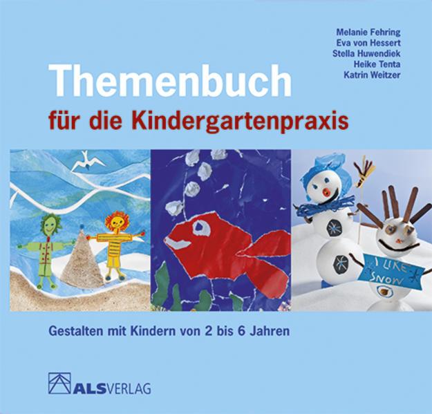 Themenbuch für die Kindergartenpraxis - Coverbild