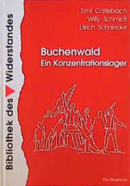 Buchenwald - Ein Konzentrationslager - Coverbild